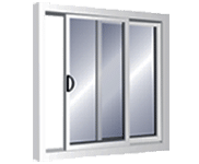 Sliding Patio Doors in Wisconsin by Custom Windows Plus