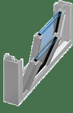Slider Windows - Basic model - Made in Wisconsin