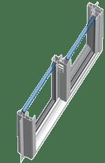 Slider Window - Best model - Made in Wisconsin